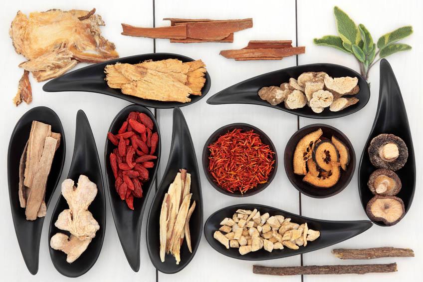 Goji Berry na Medicina Tradicional Chinesa