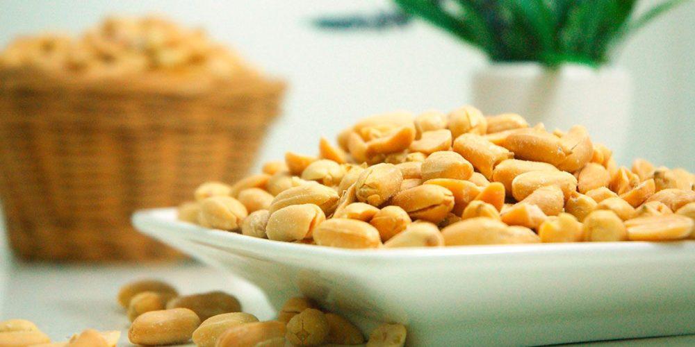 receitas fit com amendoim
