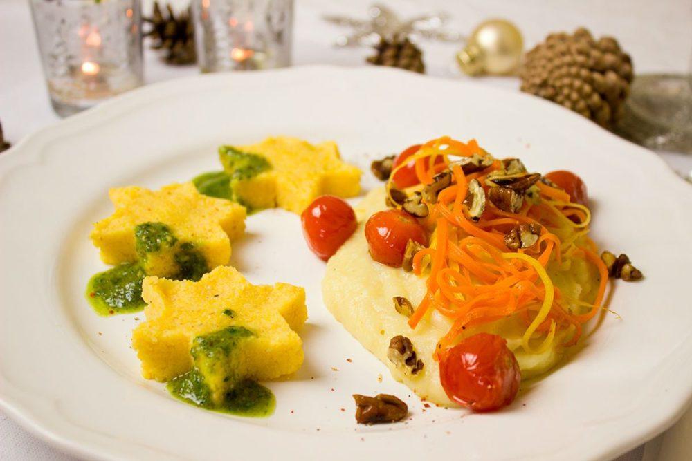 polenta cozida