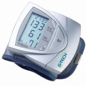 Medidor de Pressão Arterial G-Tech Pulso BP3AF1-3