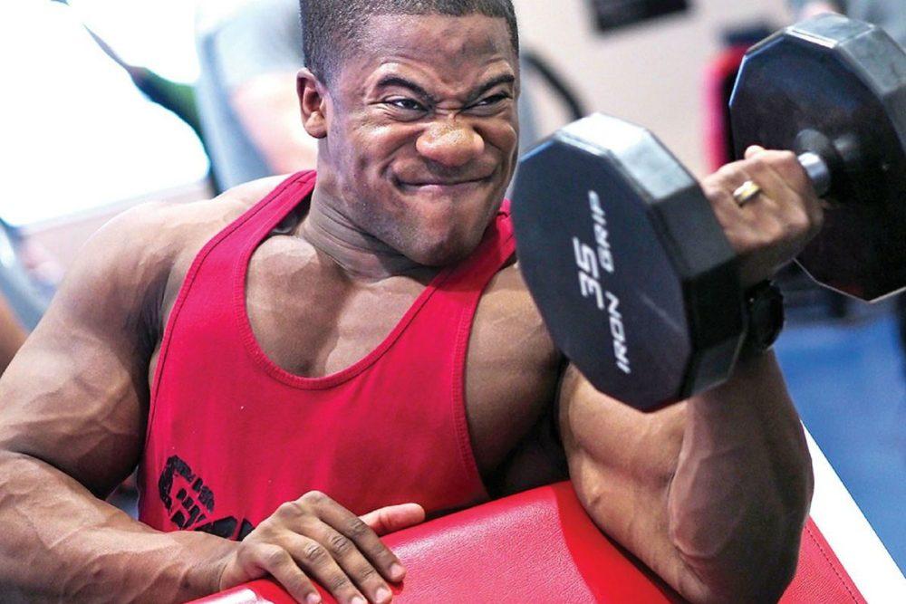 como ganhar músculo