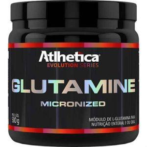 glutamina athletica nutrition