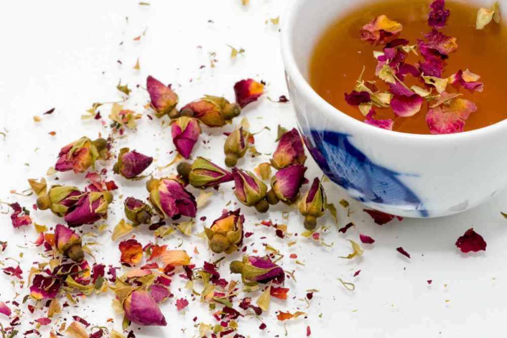 chá de hibisco como tomar