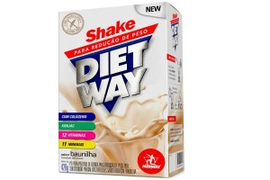 diet way shake