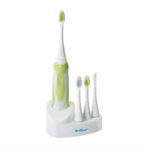 escova dental elétrica techline