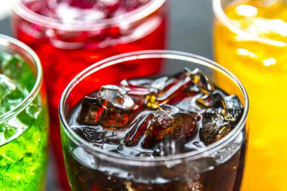refrigerantes engordam