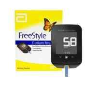 medidor de glicose optium neo freestyle