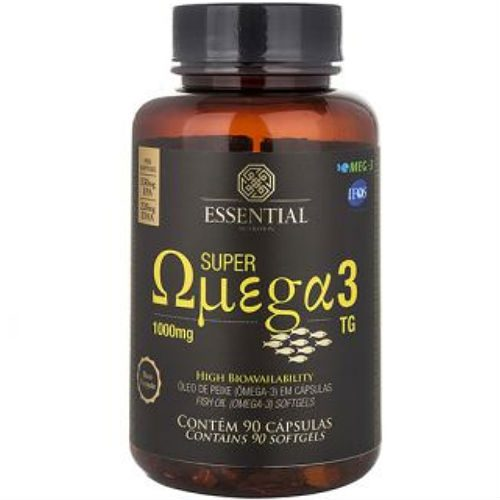 omega 3 essential nutrition