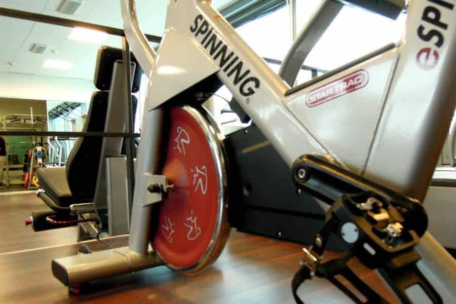 bicicleta ergométrica mecânica
