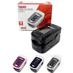 Oximetro Digital Portatil de Dedo MT-9006