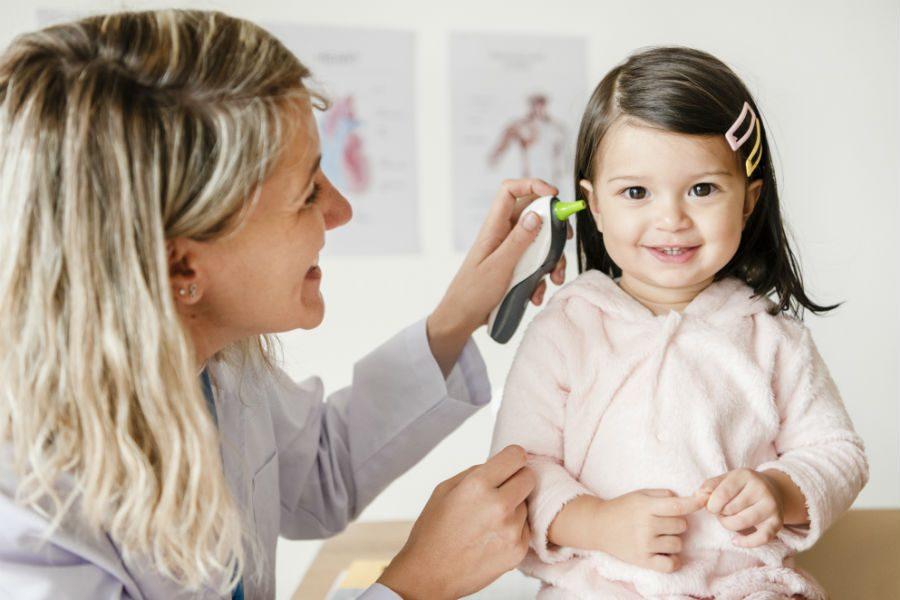 termômetro infravermelho de testa e confiável