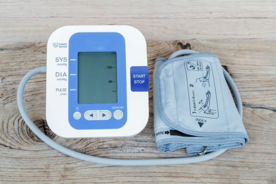 como medir pressão arterial com aparelho digital