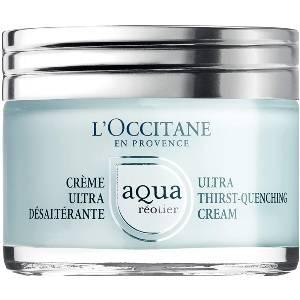 Aqua Reotier Ultra Thirst Quenching Cream by LOccitane for Unisex - 1.7 oz Cream