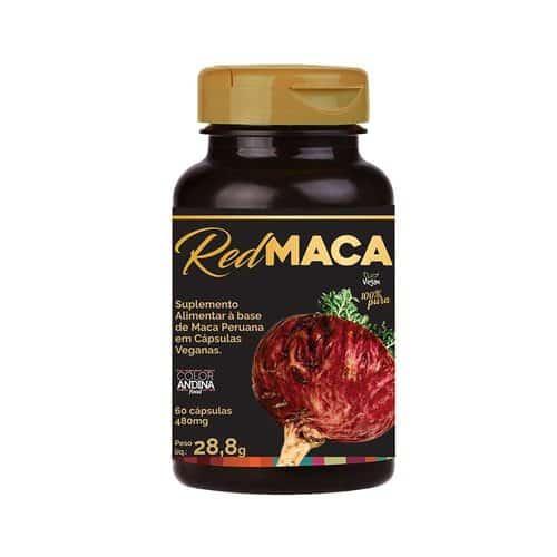 Maca Red Maca Vegana