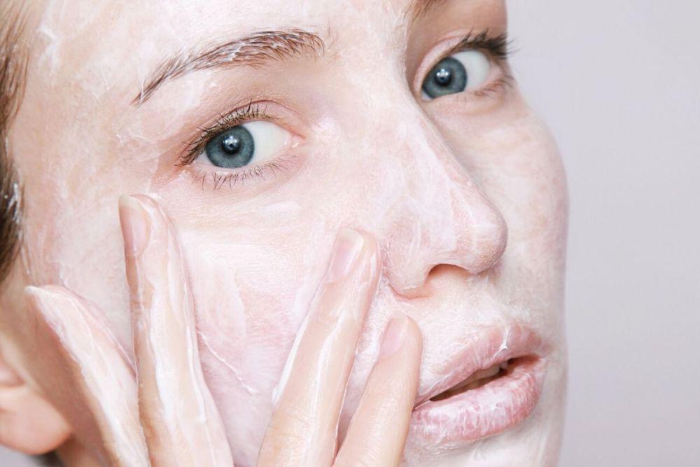 máscara caseira de vitamina c para o rosto