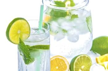 Água com Limão, Emagrecer