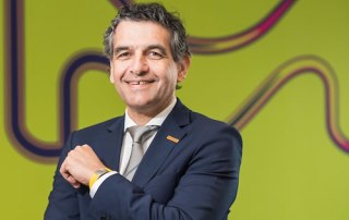 Bruno Wohlschlegel diretor-geral da Merck Portugal