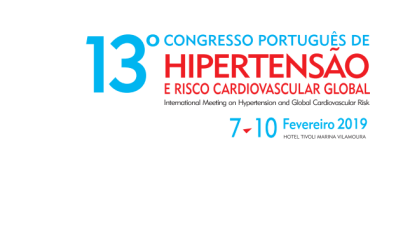 AGENDA: 13.º Congresso Português de Hipertensão e Risco Cardiovascular Global