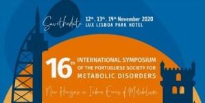 XVI Simpósio Internacional da Sociedade Portuguesa de Doenças Metabólicas - Virtual @ Lux Lisboa Park Hotel