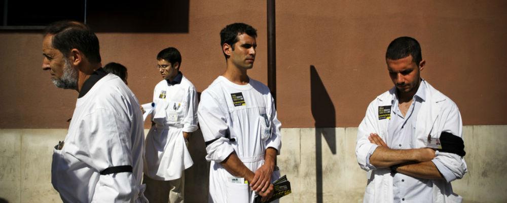 Medicina. Alguns hospitais proíbem entrada de estudantes, faculdades contestam
