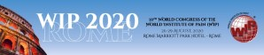 10th World Congress of the World Institute of Pain (WIP) 2020 @ Rome Marriott Park Hotel, Roma