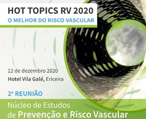 2ª Reunião do Núcleo de Estudos de Prevenção e Risco Vascular