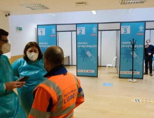"""Centro de vacinação de """"atendimento livre"""" abre segunda-feira em Alcântara"""