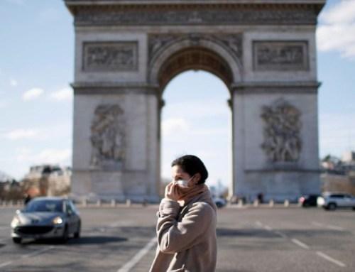 Números de infeções baixa na Europa pela primeira vez em dois meses