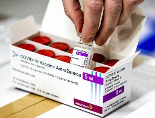 UE não renovou encomenda de vacinas à AstraZeneca para depois de junho