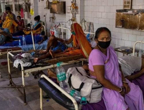 """Covid-19. Situação em Goa é """"terrível"""", com """"dilúvio de doentes"""" a esgotar camas"""