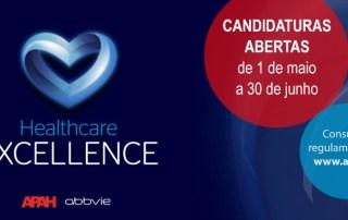 Prémio Health Care Excellence