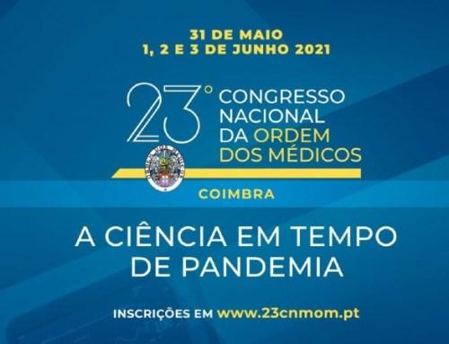 Médicos debatem em Coimbra a ciência em tempo de pandemia