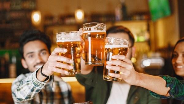 álcool - bebidas