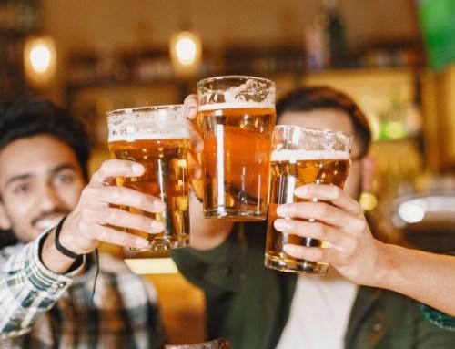 Consumo de álcool moderado diminui risco de eventos cardiovasculares