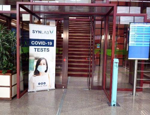 Covid-19. Disponíveis testes de antigénio gratuitos nos Aeroportos da Madeira