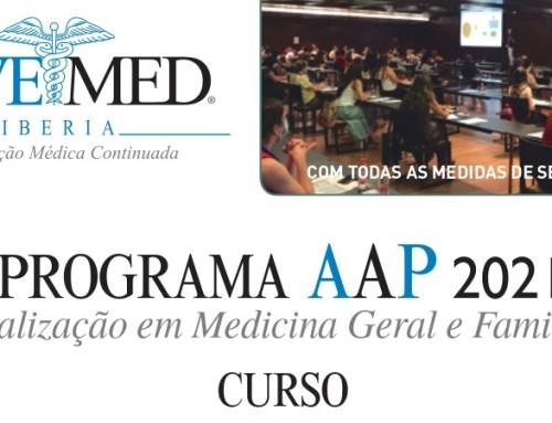 Atualização em MGF da LiveMed regressa com sessões em Porto, Viseu e Coimbra
