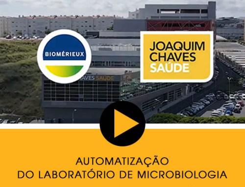 Microbiologia: Joaquim Chaves investe em solução de automatização laboratorial