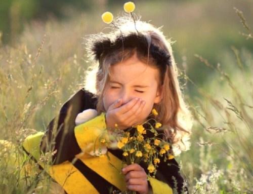 Crianças que vivem em zonas com mais vegetação têm menos sensibilidade alérgica