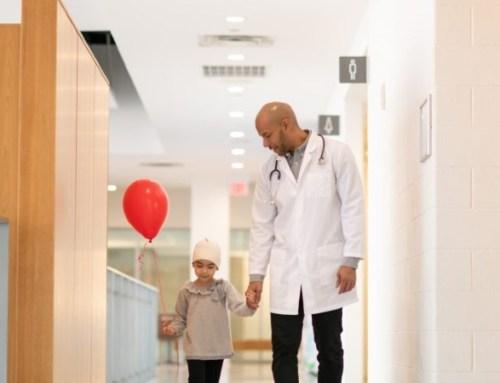 Uma mão cheia de dias é suficiente para famílias que perdem um filho para o cancro?