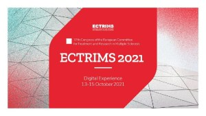 ECTRIMS 2021 - The Digital Experience