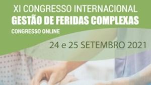 XI Congresso Internacional de Gestão de Feridas Complexas