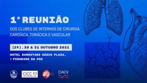 1ª Reunião dos Clubes de Internos de Cirurgia Cardíaca, Torácica e Vascular