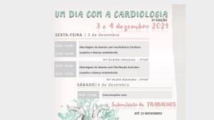 Jornadas Formativas da Nascente: «Um dia com a Cardiologia - 2.ª edição»