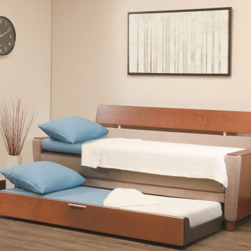 Wieland Allay Trundle Bed and Sleep Sofa