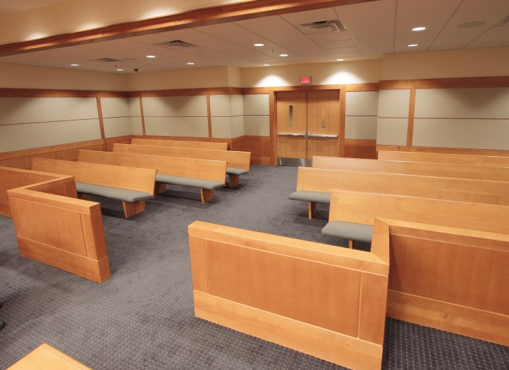 Routt County Courts