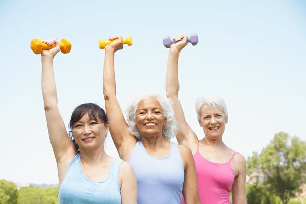 menopausa atividade fisica