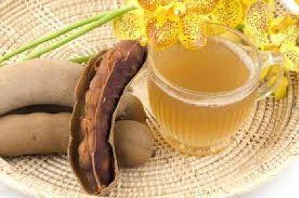 chá de tamarindo