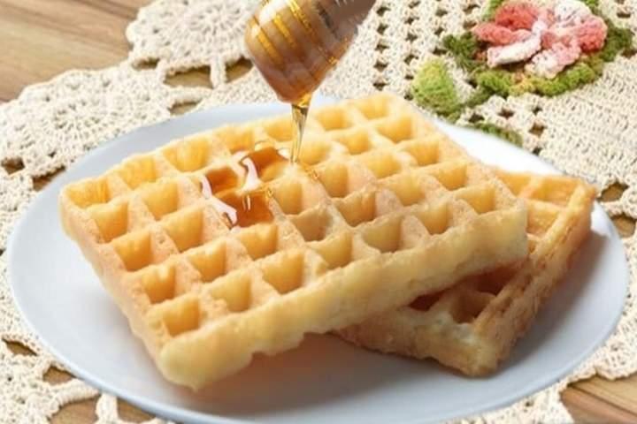 Massa Básica para Waffle