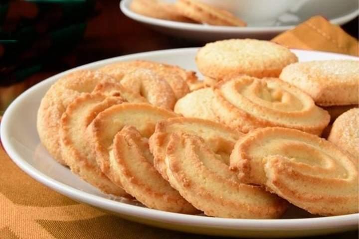 Biscoito Amanteigado Tradicional