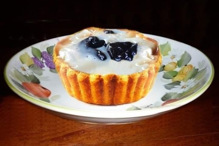 Tortinhas de Ameixa